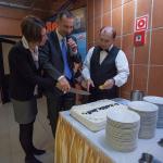 Jednym z elementów konferencji bylo wspólne świętowanie 10-lecia fotelik.info.