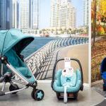 Nowe produkty od Maxi-Cosi na targach Kids' Time 2015
