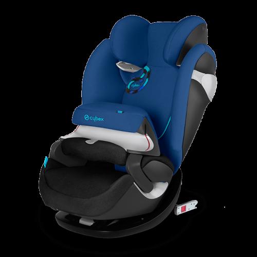 Cybex Pallas M-fix - nowy fotelik z osłoną tułowia, który pozytywnie przeszedł testy wg. rygorystycznej procedury ECE R44/04 supl.7