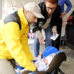 Test szczypnięcia - Ogólnopolskie Inspekcje Fotelików
