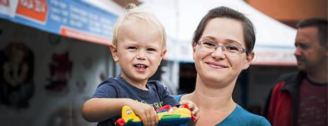 Joanna Wojtysiak-Szymborska – cieszę się, że upewniłam się, że fotelik jest dobrze zamontowany, że moje dziecko jest bezpieczne