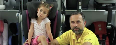 Nawet najlepszy fotelik samochodowy może NIE PASOWAĆ do Twojego dziecka!